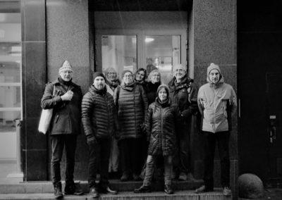 Iia Jännes, Gunilla Helve, Anssi Törrönen, Juan Antonio Muro, Helena Hartman, Paula Holopainen, Taina Rantala, Timo Sailaranta, Ilari Kähönen